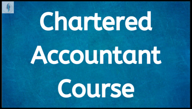 Chartered Accountant Course