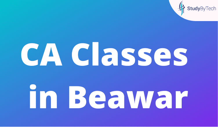CA Classes in Beawar