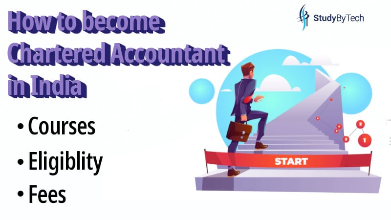 How to become Chartered Accountant in India