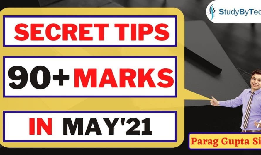 Secret Tips to Score 90+ Marks in M Exams | By Parag Gupta sir
