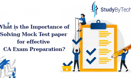 importance of solving mock test papers